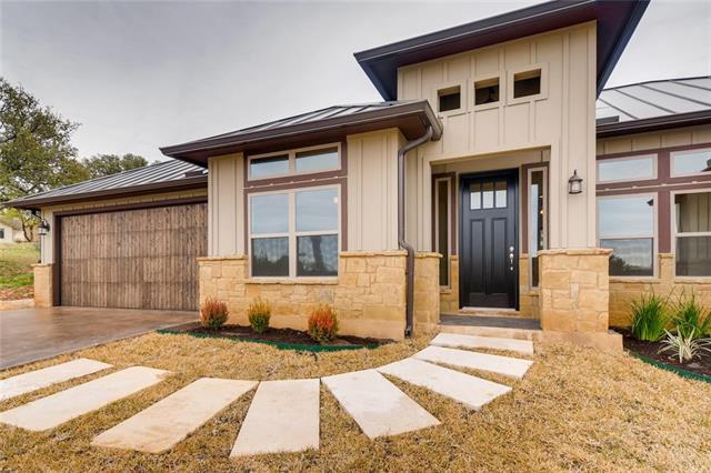 Photo of home for sale at 1415 Cats Eye, Horseshoe Bay TX