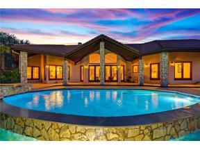 Property for sale at 1600  Las Entradas Dr, Spicewood,  Texas 78669