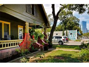 Property for sale at 1403 E Cesar Chavez St, Austin,  Texas 78702