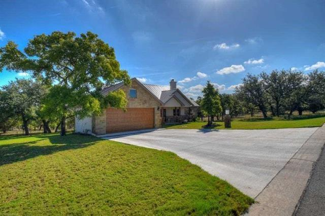 Photo of home for sale at 401 Cat Canyon RD, Horseshoe Bay TX