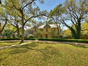 Property for sale at 2309  Quarry Rd, Austin,  Texas 78703