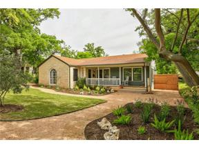 Property for sale at 1302  Crestwood Rd, Austin,  Texas 78722