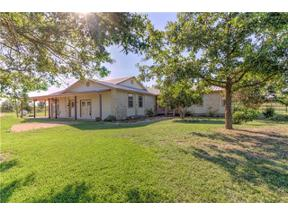 Property for sale at 1237  County Road 126, Georgetown,  Texas 78626