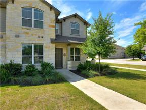 Property for sale at 13700  Sage Grouse Dr  #1601, Austin,  Texas 78729
