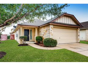 Property for sale at 15217  Parrish Ln, Austin,  Texas 78725