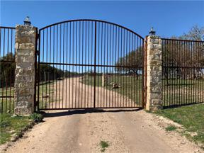 Property for sale at 21956  Ranch Rd 479 Rnch, Other,  Texas 78631