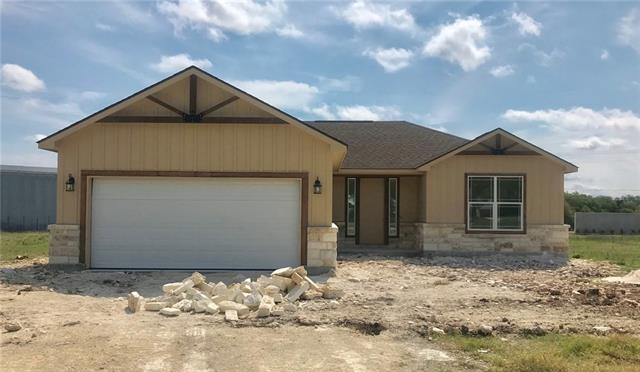 Photo of home for sale at 105 Hunter LOOP, Bertram TX