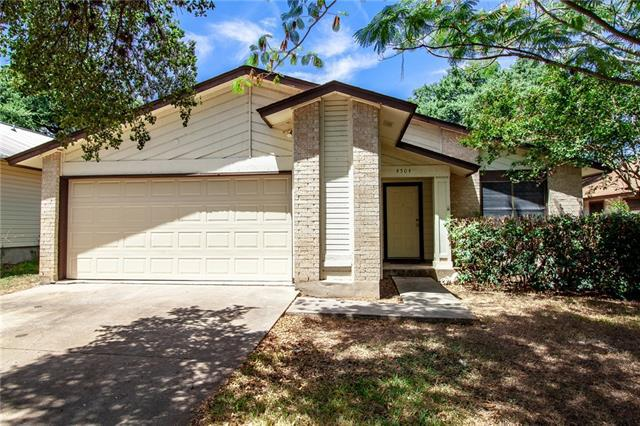 Photo of home for sale at 4504 Keota DR, Austin TX