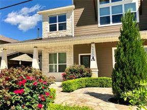Property for sale at 5605  Roosevelt Ave  #A, Austin,  Texas 78756