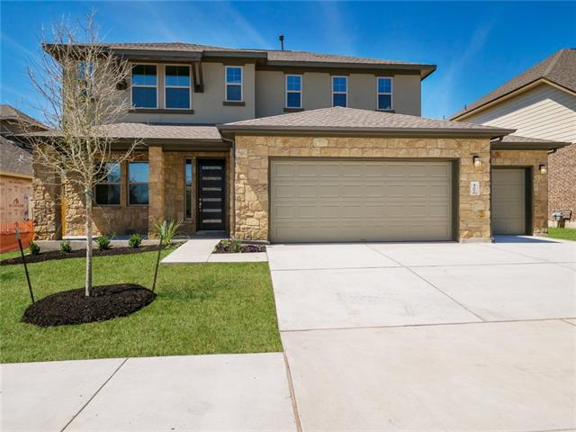 Photo of home for sale at 407 Hereford Loop, Hutto TX