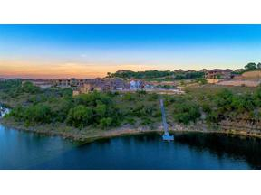 Property for sale at 103  Cascading Waters, Lakeway,  Texas 78734