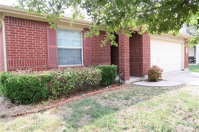 Photo of home for sale at 218 Mossy Rock DR, Hutto TX