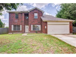 Property for sale at 1510  Amber Day Dr, Pflugerville,  Texas 78660