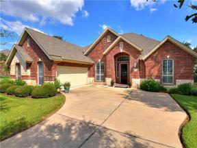 Property for sale at 212  Las Colinas Dr, Georgetown,  Texas 78628