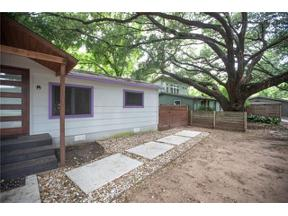 Property for sale at 1500  Robert Weaver Ave, Austin,  Texas 78702