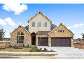Property for sale at 1905  Cotton Farm Trl, Leander,  Texas 78641