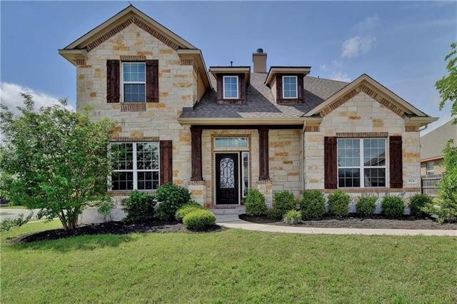 Photo of home for sale at 1124 Daylily Loop, Georgetown TX