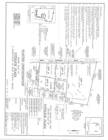 Photo of home for sale at Lot 3 Bell Springs Rd, Dripping Springs TX