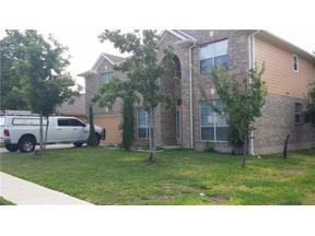 Property for sale at 18921  Edinburgh Castle Rd, Pflugerville,  Texas 78660
