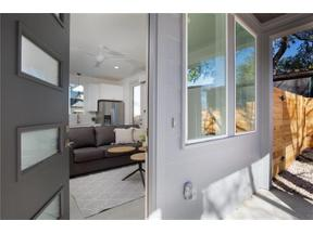 Property for sale at 2413 E 9th St  #2, Austin,  Texas 78702