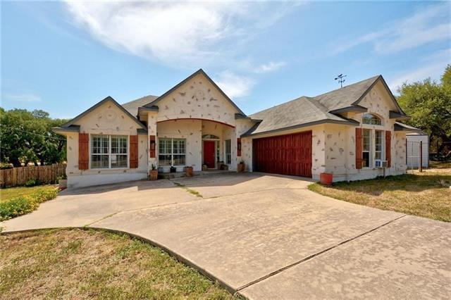 Photo of home for sale at 126 Twidwell, Dripping Springs TX