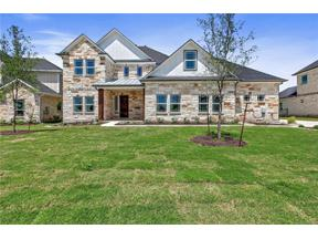 Property for sale at 2217  Quarry Loop, Leander,  Texas 78641