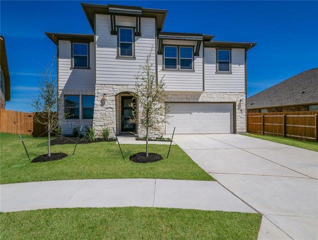 Photo of home for sale at 1008 Guernsey Cv, Hutto TX