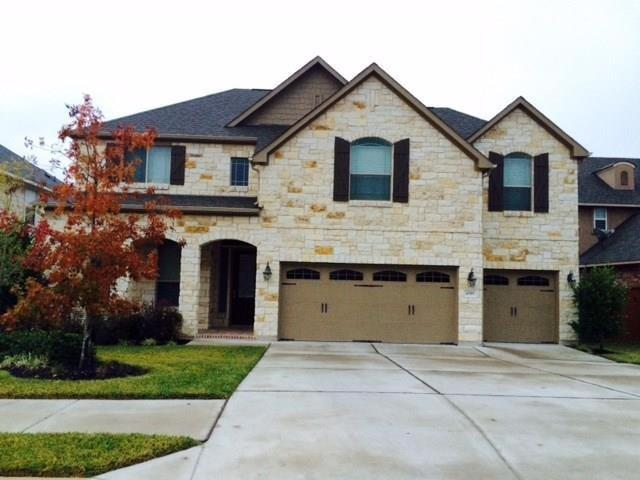 Photo of home for sale at 4519 Monterosa LN, Round Rock TX
