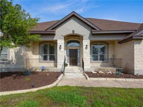 Property for sale at 2013  Palos Verdes, Leander,  Texas 78641
