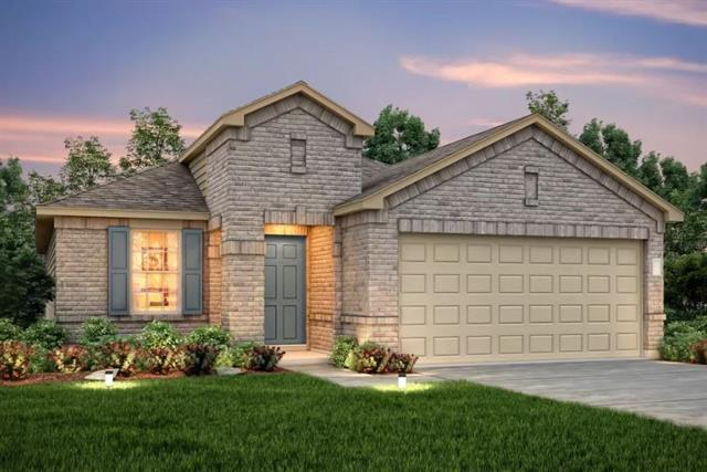 Photo of home for sale at 601 Coffee Berry DR, Georgetown TX