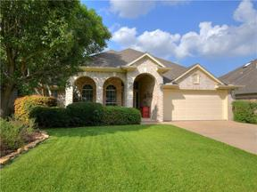 Property for sale at 2914  Briona Wood Ln, Cedar Park,  Texas 78613