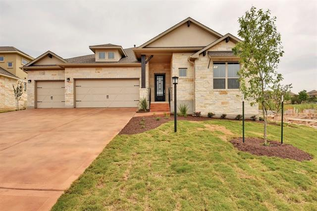 Photo of home for sale at 405 Forza Viola WAY, Austin TX