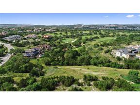 Property for sale at 6120  Spanish Oaks Club Blvd, Austin,  Texas 78738