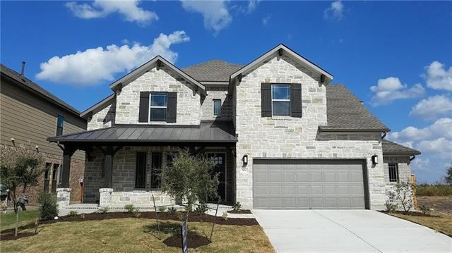 Photo of home for sale at 500 Whittington WAY, Liberty Hill TX
