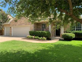 Property for sale at 315  Water Oak Dr, Cedar Park,  Texas 78613