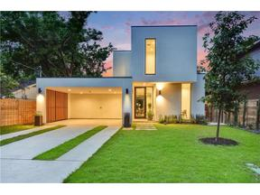 Property for sale at 900  Jessie St, Austin,  Texas 78704