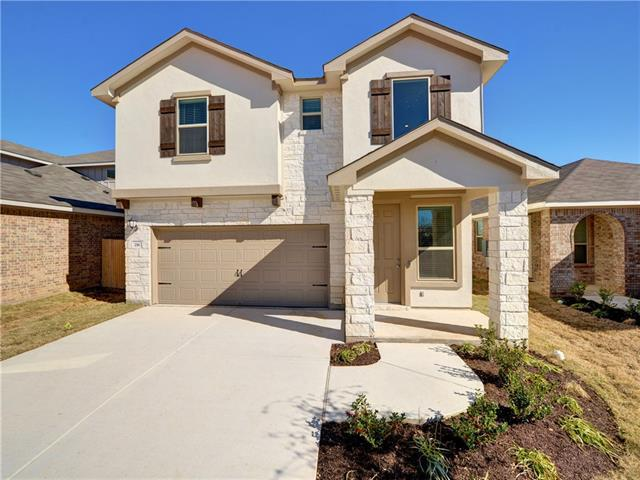 Photo of home for sale at 216 Canis ST, Georgetown TX