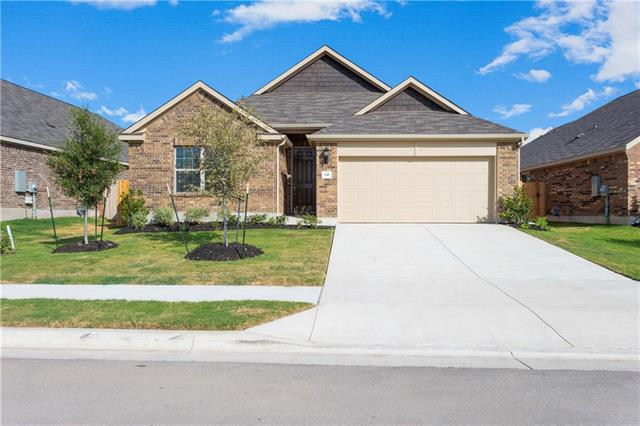 Photo of home for sale at 241 Rough Bark ST, Buda TX