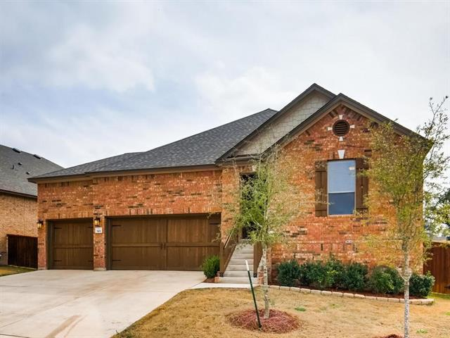 Photo of home for sale at 3101 Maurine DR, Round Rock TX