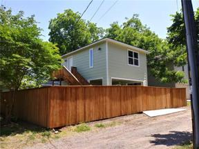 Property for sale at 5414  Duval St  #B, Austin,  Texas 78751