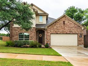 Property for sale at 101  Cibolo Ridge Dr, Georgetown,  Texas 78628