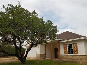 Property for sale at 307  Kintail Dr, Spicewood,  Texas 78669