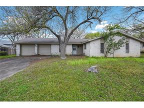 Property for sale at 1903  Montclair Dr, Round Rock,  Texas 78664