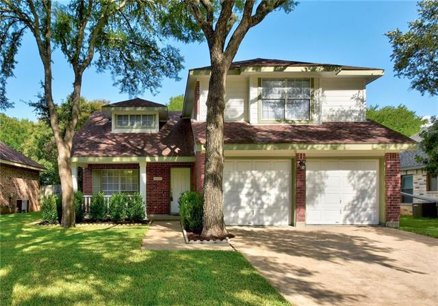 Photo of home for sale at 11106 Whiskey River DR, Austin TX