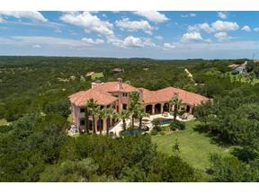 Property for sale at 104 S Angel Light Dr, Spicewood,  Texas 78669