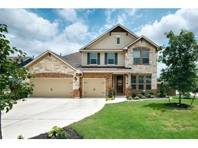 Property for sale at 2020  Texas Sage St, Leander,  Texas 78641