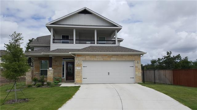 Photo of home for sale at 125 Cipressi CV, Georgetown TX