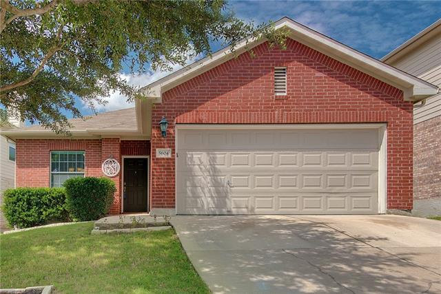 Photo of home for sale at 5604 Kleberg TRL, Austin TX
