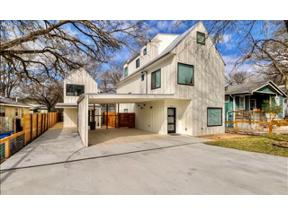 Property for sale at 1102  Delano St  #A, Austin,  Texas 78721