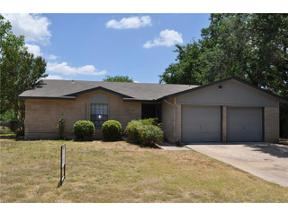Property for sale at 1103  Green Meadow Dr, Round Rock,  Texas 78664